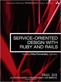 service oriented design with ror
