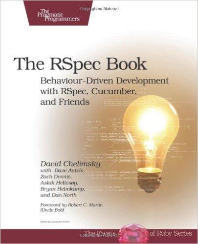 Rspec book