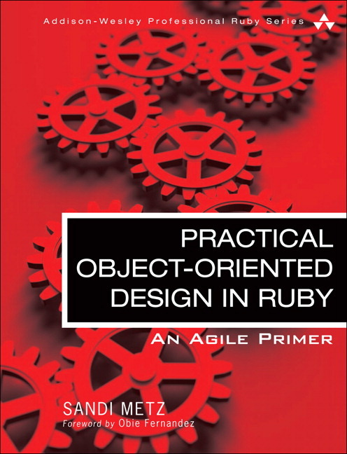 Practical object oriented design in ruby